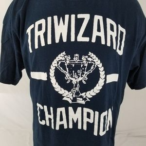 Harry Potter T-Shirt Sz XL Triwizard Champion S/S